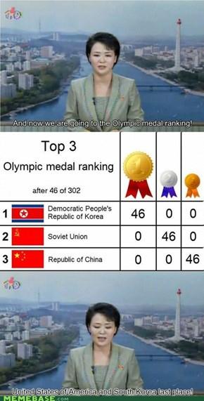 Best Korea #1
