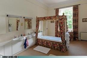 Four Poster Bath