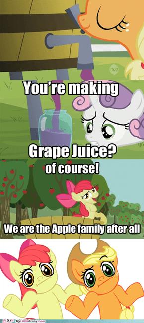 How Do You Like Them Grapes