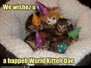 World Cat Day