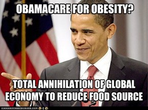 OBAMACARE FOR OBESITY?