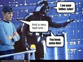 Armchair parenting...
