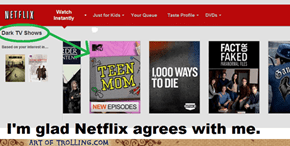 Netflix is awesome