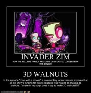 3D WALNUTS
