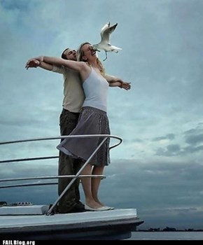 A fail of Titanic proportions.