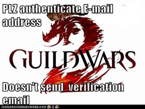 PLZ authenticate E-mail address   Doesn't send  verification email