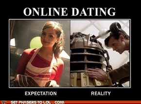 Online dating will be the extermination of you!