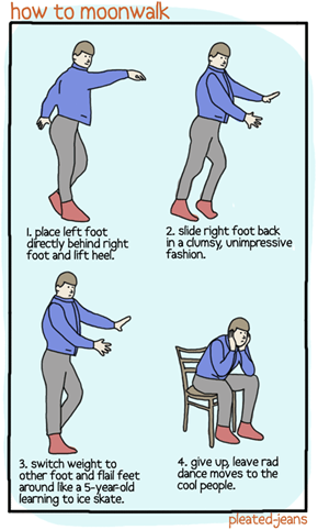 How to Moonwalk