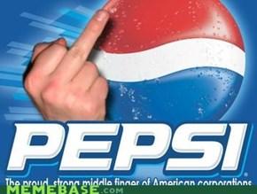 Poor Sport Pepsi