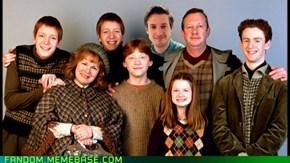 Must Be a Weasley!