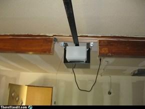 Garage Door Opener Passthrough