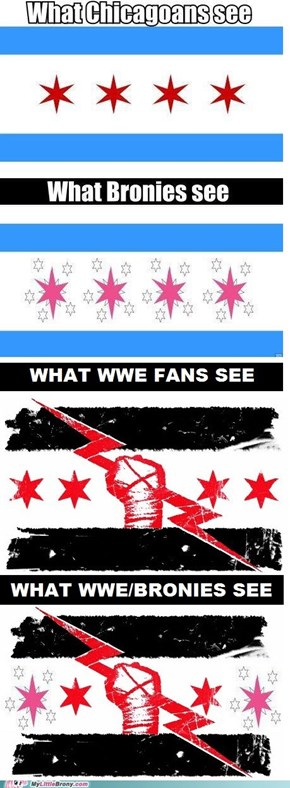 CM Punk and Twilight would save the Tag Team Division