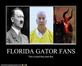 FLORIDA GATOR FANS
