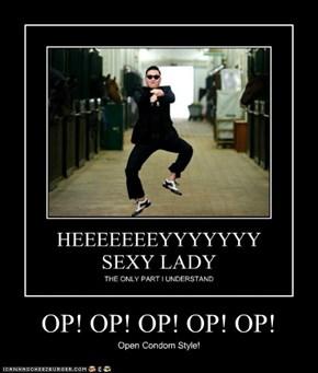 OP! OP! OP! OP! OP!