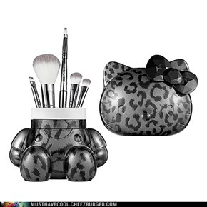 Hello Kitty Wild Thing Brush Set at Sephora
