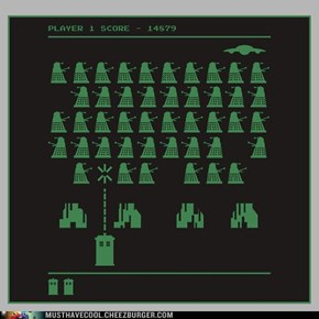 Dr Who Video Game