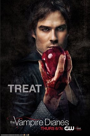 Damon - The Vampire Diaries