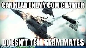 Ace Combat Logic