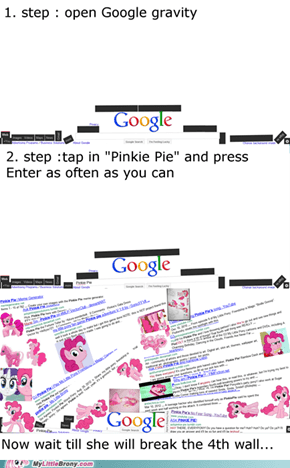 Its the perfect plan for my own Pinkie Pie.