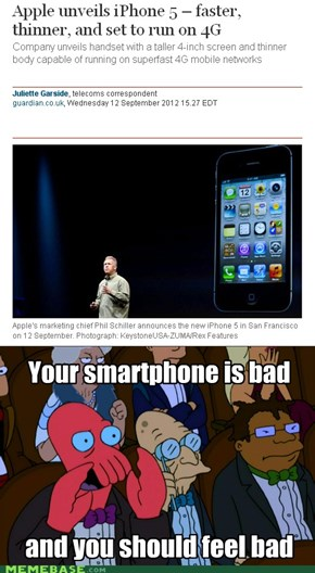 So you want a 4G LTE iPhone 4S?