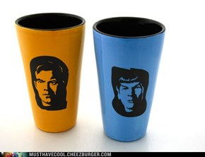 Star Trek Ceramics
