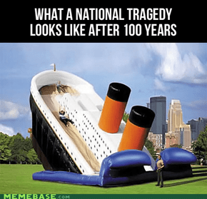 I can't wait for the 9/11 bouncy house