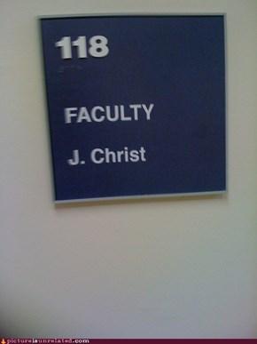 Mr. Christ
