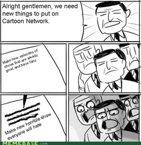 Cartoon Network logic
