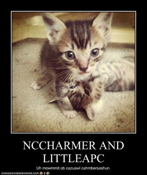 NCCHARMER AND LITTLEAPC