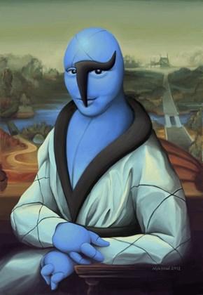 Mona Lisawk