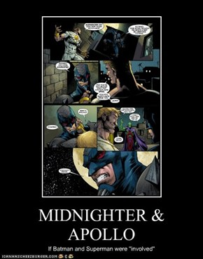 MIDNIGHTER & APOLLO