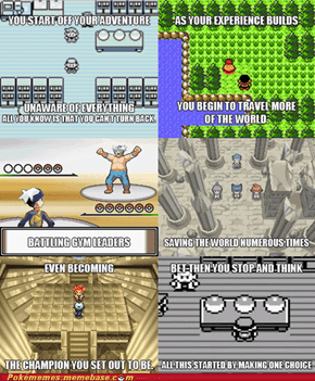 Remember Where You Started