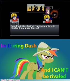 Dyslexia: The difference between a noobs and ponies.