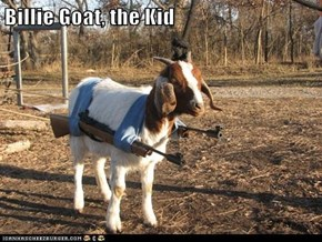 Billie Goat, the Kid