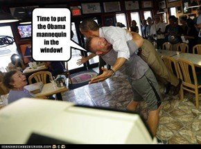 And they said Romney was stiff!