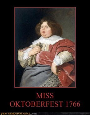MISS OKTOBERFEST 1766