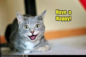 Haz a Happy!