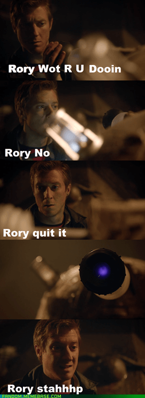 Rory stop