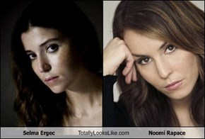 Selma Ergec Totally Looks Like Noomi Rapace