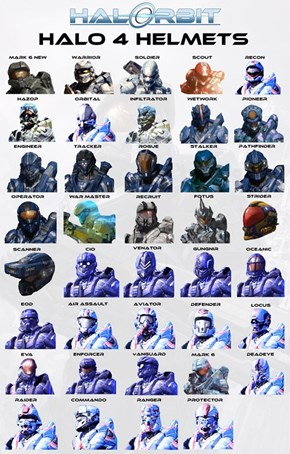Halo 4 Customization