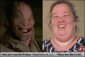 """Alien Earl"" from Men In Black Totally Looks Like Honey Boo Boo's mom"