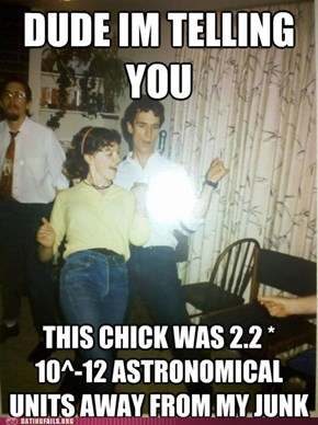 Young Bill Nye Loved the Ladies