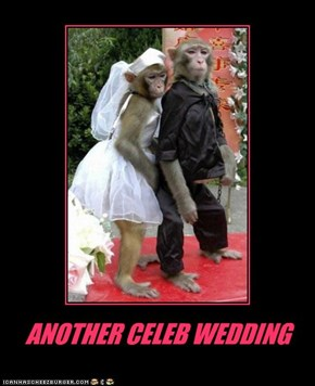 ANOTHER CELEB WEDDING