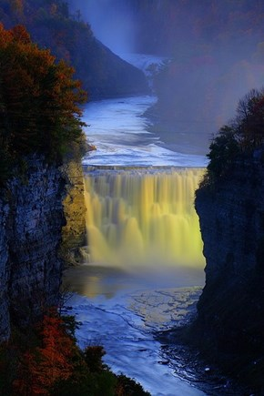 Genesee River, New York