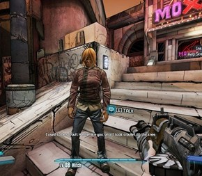 I Used to Be a Meme in Skyrim, Until I Took Borderlands 2 to the Knee