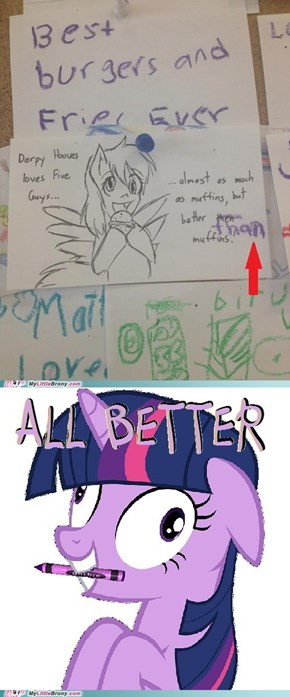 Twilight must like five guys too