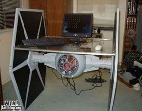 TIE Fighter Desk WIN