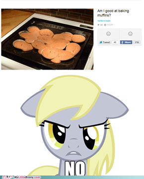 Derpy Knows Best