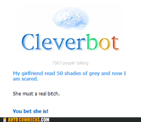 Cleverbot Is Getting Sassy