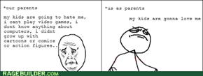 Y U NO PARENT PROPERLY